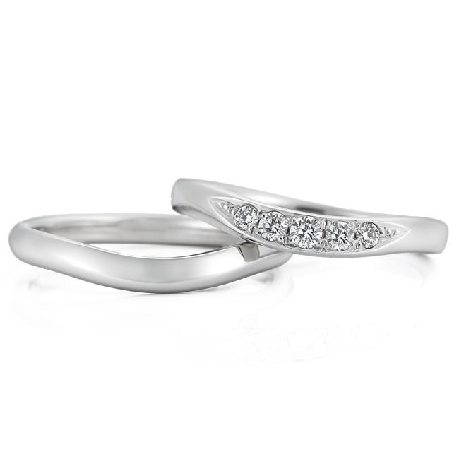 WRA028 WRB046|ロイヤルアッシャー 結婚指輪