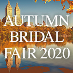 【同時開催】AUTUMN BRIDAL FAIR & NIWAKA FAIR  2020.9.1~2020.9.30