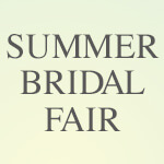 【SUMMER BRIDAL FAIR 2020.8.1~8.31】