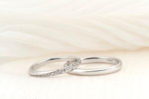 結婚指輪 プラチナ ラブボンド